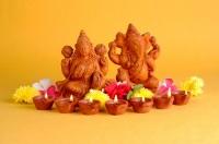 На большей части территории Индии Дивали посвящается Богине Лакшми, супруге Бога Вишну (Фото: D.Shashikant, Shutterstock)