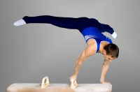К самым известным видам гимнастики относятся спортивная и художественная (Фото: tankist276, Shutterstock)