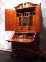 Чиппендейловский кабинет для домашних занятий (Фото: wikipedia.org)