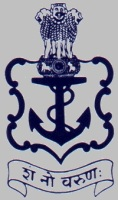 Эмблема ВМС Индии