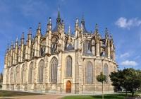 Церковь святой Варвары в Чехии (Фото: Igor Plotnikov, Shutterstock)
