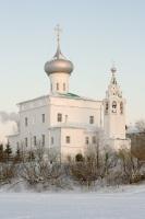 Церковь святого Андрея Первозванного в Вологде (Фото: Vadim Subbotin, Shutterstock)