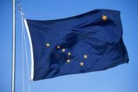 Флаг Аляски — тоже детское изобретение (Фото: American Spirit, Shutterstock)