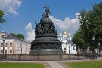 Памятник «Тысячелетие России» (Фото: Vitaly Ilyasov, Shutterstock)