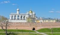Софийский собор расположен в стенах Детинца (Фото: Boonsom, Shutterstock)
