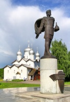 Памятник Александру Невскому (Фото: Art Konovalov, Shutterstock)