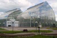 Здание Новой Оранжереи в Саду (Фото: Valeri Koumine, Shutterstock)