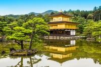 ...это спокойствие и величие храмов с многовековой историей. Золотой павильон, Киото (Фото: siwawut, Shutterstock)