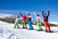 День зимних видов спорта – праздник, посвященный зимней Олимпиаде в Сочи (Фото: Sergey Novikov, Shutterstock)