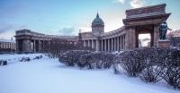 Собор Казанской Божией Матери в Санкт-Петеpбуpге (Фото: Semen Lixodeev, Shutterstock)