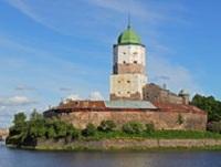 Выборгский замок. Башня Святого Олафа