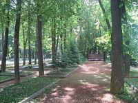 Братская могила в городском сквере (Фото: wikipedia.org)