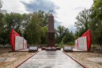 Среди достопримечательностей города множество памятников, посвященных Великой Отечественной войне