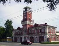 Старинное пожарное депо (Фото: wikipedia.org)