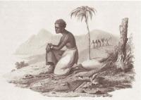 Рабыня в оковах, Вест-Индия, Центр исследования негритянской культуры имени Шомбурга