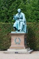 Памятник писателю в Копенгагене (Фото: StRa, Shutterstock)