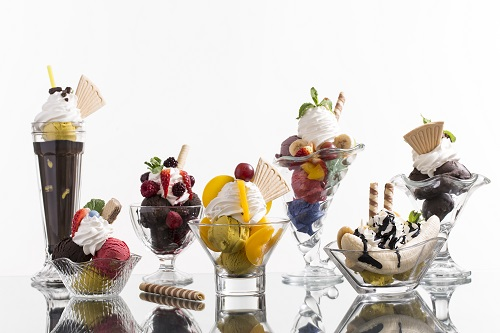 День рождения с мороженым