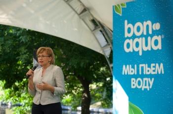 Наталья Фадеева - врач диетолог-эндокринолог - участник программы «BonAqua: мы пьем воду»