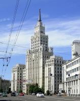 Высотное здание на площади Красных Ворот (Фото: wikipedia.org)