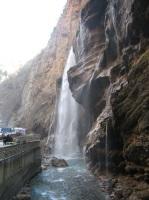 Чегемские водопады (Фото: wikipedia.org)