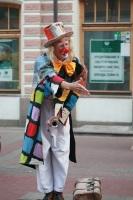 Профессия клоуна востребована в любой стране