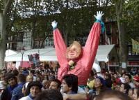 Официальным символом Большой недели считается кукла Марихайя