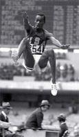 Рекордный прыжок Бимона в 1968 году