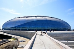 Прибрежный кластер «Олимпийский парк»: Ледовый дворец спорта «Большой»