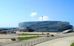 Прибрежный кластер «Олимпийский парк»: Ледовая арена «Шайба»