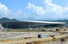 Прибрежный кластер «Олимпийский парк»: Адлер-арена