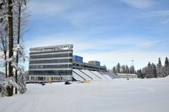 Горный кластер «Красная поляна»: Комплекс для соревнований по лыжным гонкам и биатлону «Лаура»
