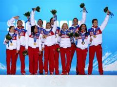 Дневник XXII Зимних Олимпийских Игр.12 февраля. Золото и серебро России!