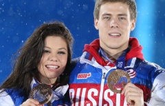 Дневник XXII Зимних Олимпийских Игр. 19 февраля. Золото и бронза в сноуборде, серебро в лыжном спринте!