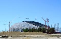 Прибрежный кластер «Олимпийский парк»: Олимпийский Стадион «Фишт»