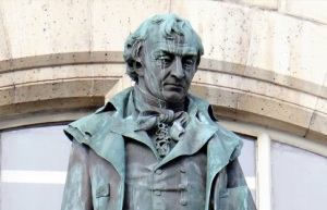 Памятник Никола Леблану