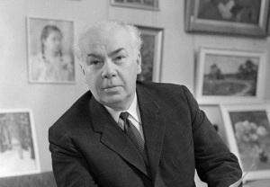 Владимир Александрович Серов