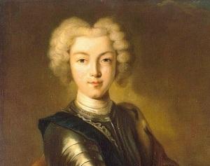 Пётр II (Неизв. худ., 1800, )