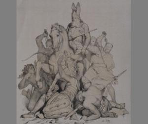Памятник Сиду в Бургосе