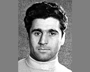Сборная ЦДКА 1948 года. Мкртчян - второй слева