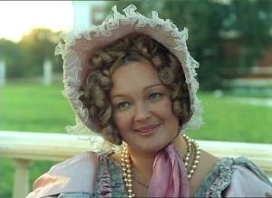 Наталья Гвоздикова в фильме «Барышня-крестьянка» (1995)
