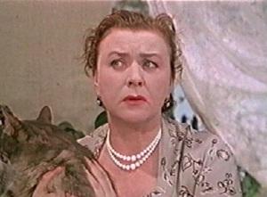Мария Владимировна Миронова в фильме «Шофёр поневоле» (1958)