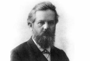 Бюст Кащенко в психиатрической больнице им. Алексеева