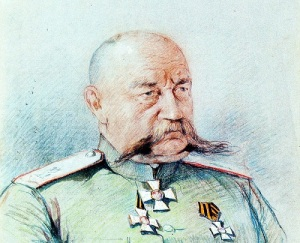 Николай Николаевич Юденич (Худ. М.Мизернюк, 1916, )