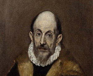 «Портрет старика» (предположительно автопортрет Эль Греко)