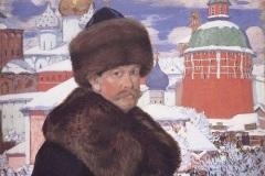 Борис Кустодиев (Автопортрет, 1912)