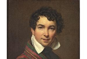 Орест Кипренский (Автопортрет, 1828)