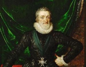 Генрих IV Бурбон