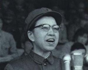 Цзян Цин и Мао Цзедун