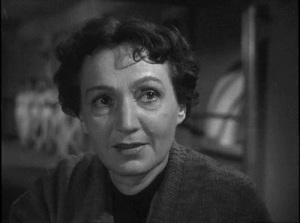 Ада Игнатьевна Войцик (Кадр из фильма «Моя дочь», 1956)