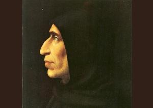 Памятник Савонароле в Ферраре
